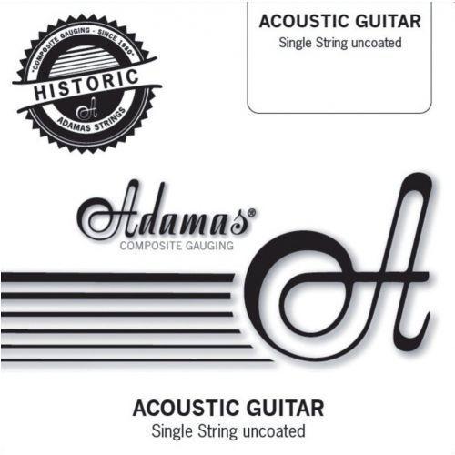 (665010) stalowa struna pojedyncza -.010″/0,25mm marki Adamas