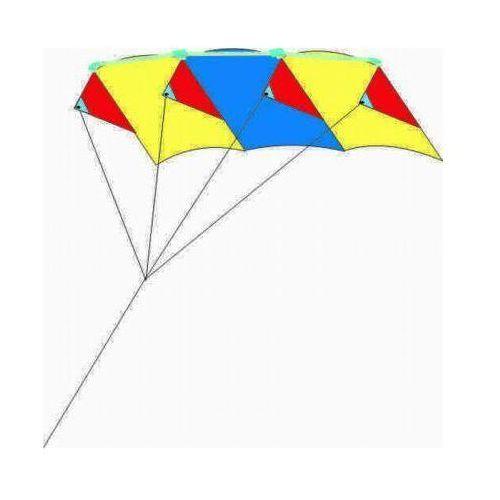 Latawiec z tkaniny spadochron 206 marki Model making