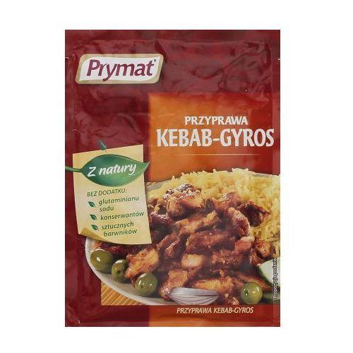 Prymat przyprawa kebab gyros 30g (5901135012522)