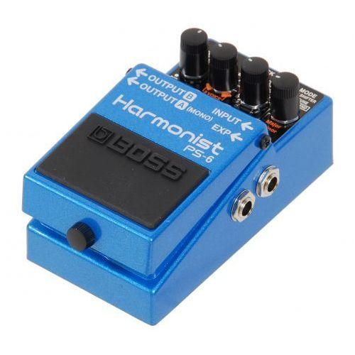 BOSS PS-6 harmonizer gitarowy efekt gitarowy