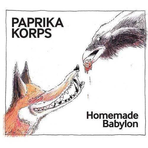 Homemade Babylon (CD) - Paprika Korps