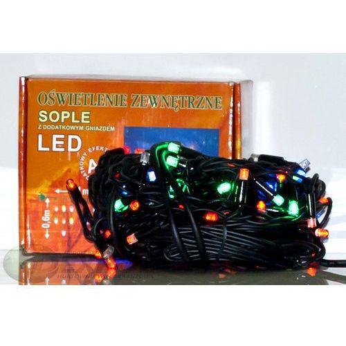 LAMPKI LED SOPLE MIX ZEWNĘTRZNE LED100/SK/AF/M z kategorii ozdoby świąteczne
