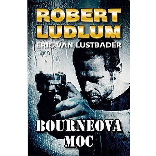 Bourneova Moc, Robert Ludlum