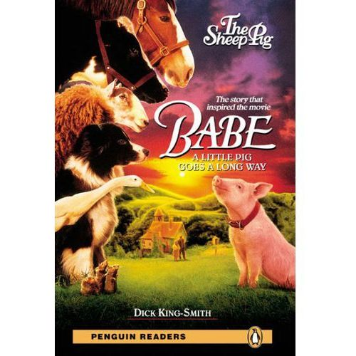 The sheep pig Babe a little pig goes a long way with CD level 2, King-Smith, Dick