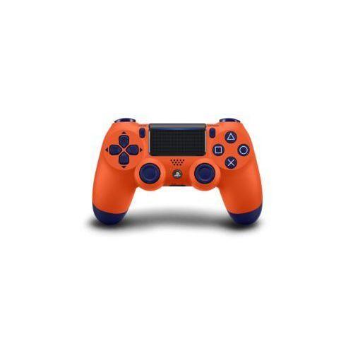 Kontroler bezprzewodowy SONY PlayStation DUALSHOCK 4 v2 Pomarańczowo-Granatowy