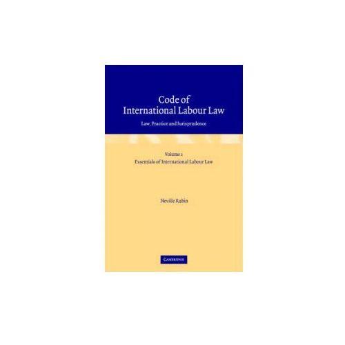 Code of International Labour Law 2 Volume Hardback Set (9780521847407)