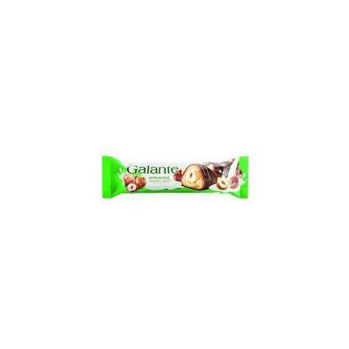 Baton orzechowy Galante 28 g
