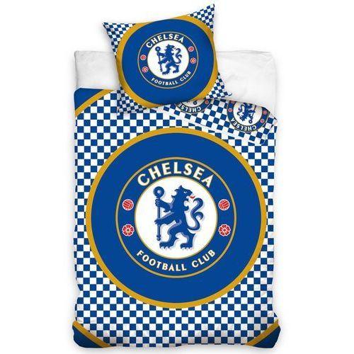 Carbotex, Chelsea FC, Komplet pościeli, 160x200 cm - produkt z kategorii- komplety pościeli dla dzieci