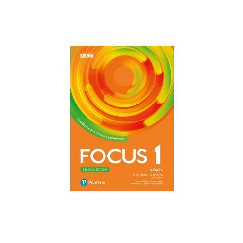 Focus Second Edition 1 Student's Book + Digital Resources (9788378826897)