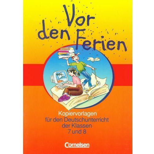 Vor den Ferien (72 str.)