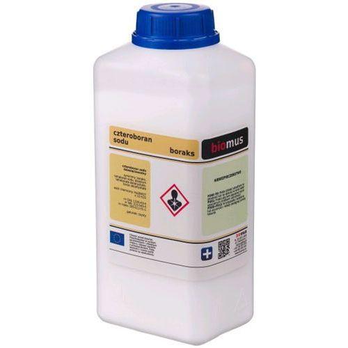 BIOMUS - BORAKS, czteroboran sodu, czysty 99,9% 1kg