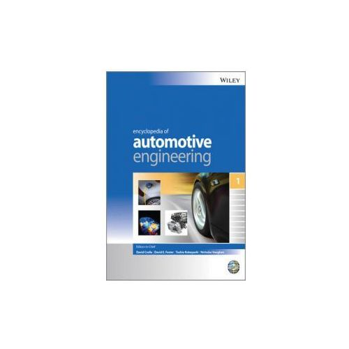Encyclopedia of Automotive Engineering, 6 Pts. (9780470974025)