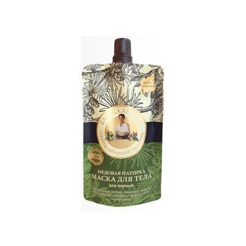 Pierwoje reszenie, rosja Babuszka agafia miodowa maska do ciała (łaźnia agafii) 100ml