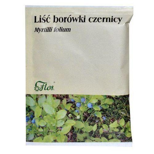 Flos Borówka czernica liść 50g (5906365702038)