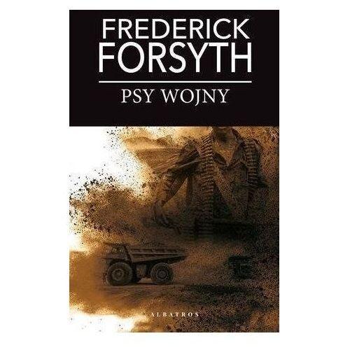 Psy wojny. (wydanie pocketowe) - Frederick Forsyth - książka (9788382150094)