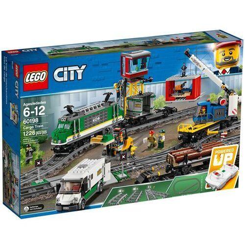 Lego CITY Pociąg towarowy 60198