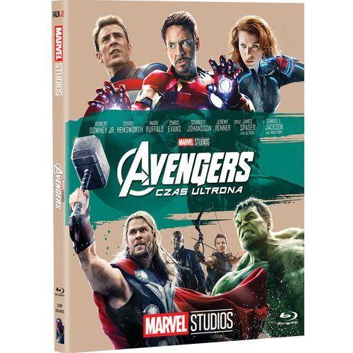 Avengers: czas ultrona (bd) kolekcja marvel (płyta bluray) marki Joss whedon