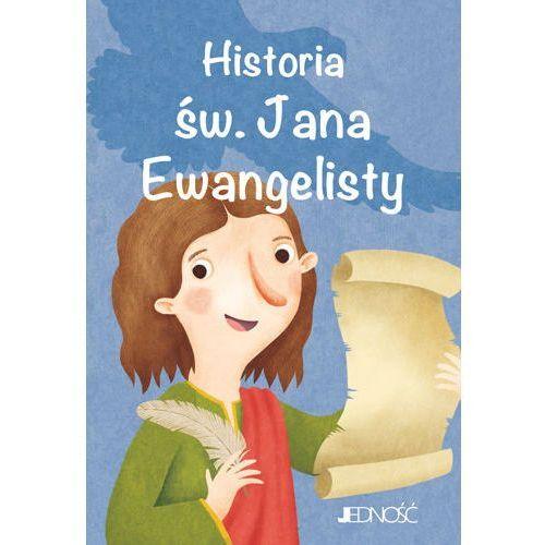 Historia św. Jana Ewangelisty, oprawa broszurowa
