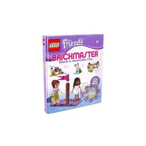 Lego Friends Brickmaster Skarb w Heartlake City (9788325312237)