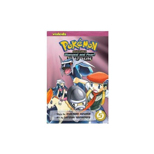 Pokemon Adventures: Diamond and Pearl/Platinum, Vol. 8 (9781421539133)
