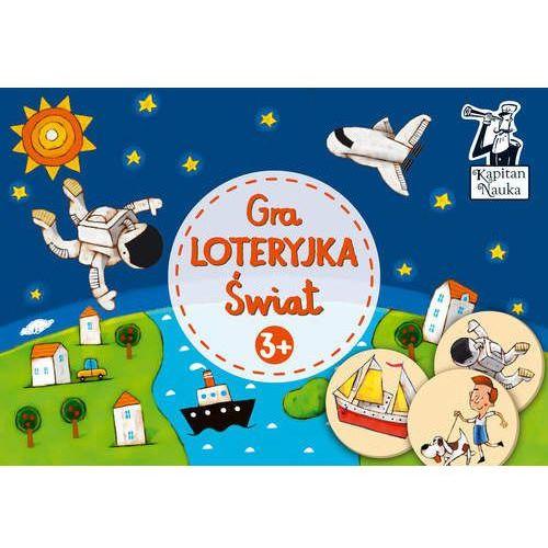 Gra Loteryjka Świat 3+- bezpłatny odbiór zamówień w Krakowie (płatność gotówką lub kartą)., Edgard