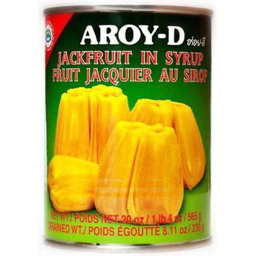 Jackfruit (dżakfrut) w słodkiej zalewie 565g - Aroy-D