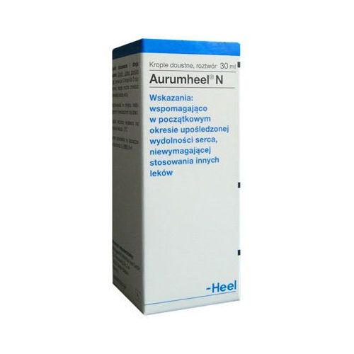 AURUMHEEL N krople 30ml