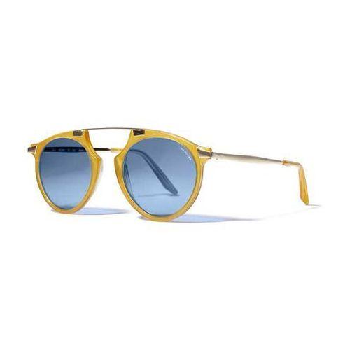 Bob Sdrunk JoeS 67G Okulary Przeciwsłoneczne Żółty