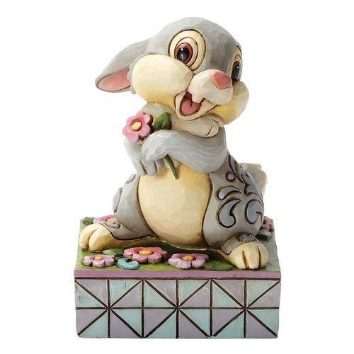 Wiosenny Królik Tuptuś przyjaciel Bambi Spring Has Sprung (Thumper) 4032866 Jim Shore figurka dekoracja pokój dziecięcy