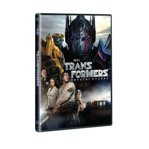 Imperial cinepix Transformers: ostatni rycerz (dvd) (5903570160189)
