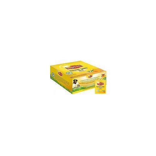 Herbata earl grey (100 saszetek ofoliowanych) marki Lipton