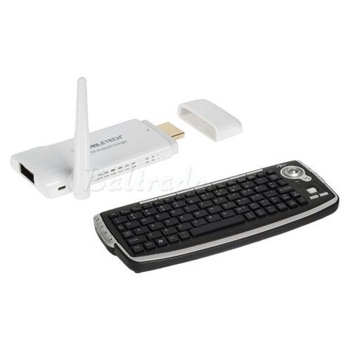 Smart Android TV BOX  RK3066 URZ0350.1 Dual Core + klawiatura 2w1 ART AK-66, Cabletech