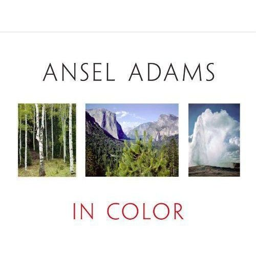 Ansel Adams in color (168 str.)