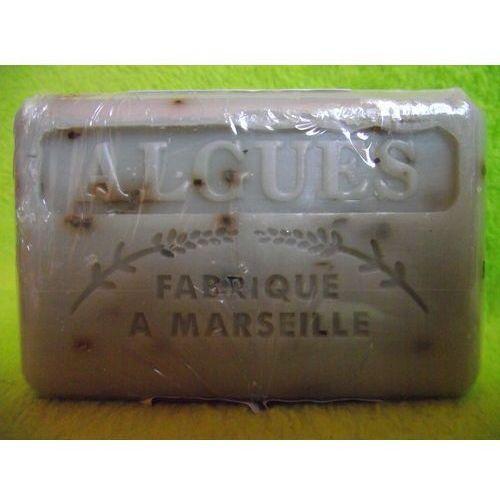 CosmoSPA- Mydło marsylskie algi&masło shea, kostka 125 g