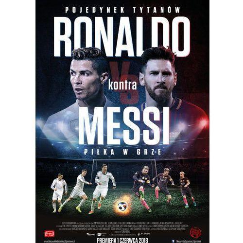 Ronaldo kontra Messi - Tomasz Gawędzki (9788366008250)