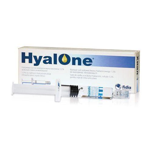 Artykuł Hyalone roztw.do wstrz.dostaw. - 0,06 g/4ml 1 amp.-strz. z kategorii pozostałe leki chorób dermatologicznych