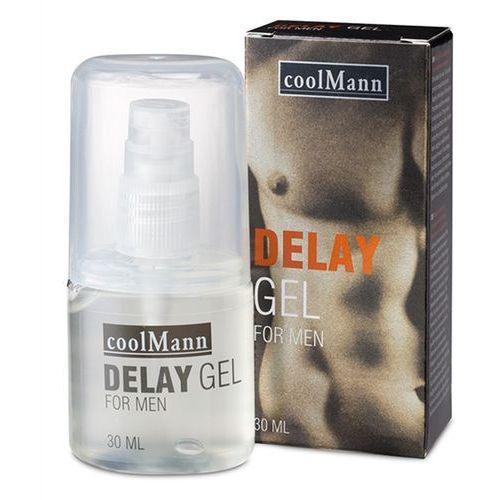 Coolmann Żel opóźniający - delay gel (8718546543524)