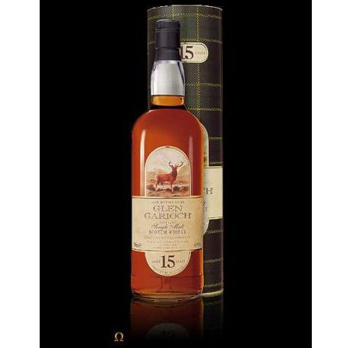 Whisky glen garioch 15 years old marki Morrison bowmore distillery ltd