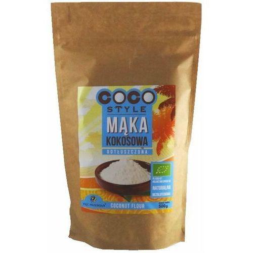 Pięć przemian (simpatiko) Pięć przemian mąka kokosowa bio 500g (5900652816651)