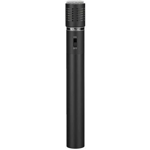 Img stage line ecm-285, mikrofon elektretowy odpowiedni do wokalu i instrumentów