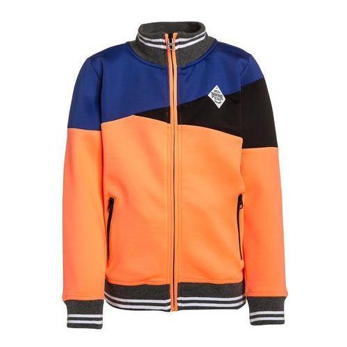 Retour Jeans PEPIJN Kurtka sportowa bright blue/black/neon orange (8718714344960)