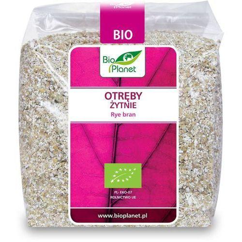 Bio planet : otręby żytnie bio - 150 g (5907814665829)