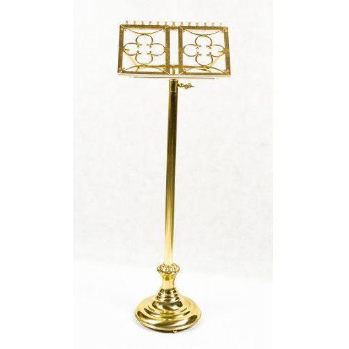 Pulpit mosiężny typu ambonka