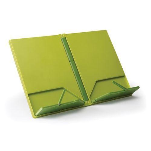 Stojak na książkę kucharską Joseph Joseph Cookbook zielony
