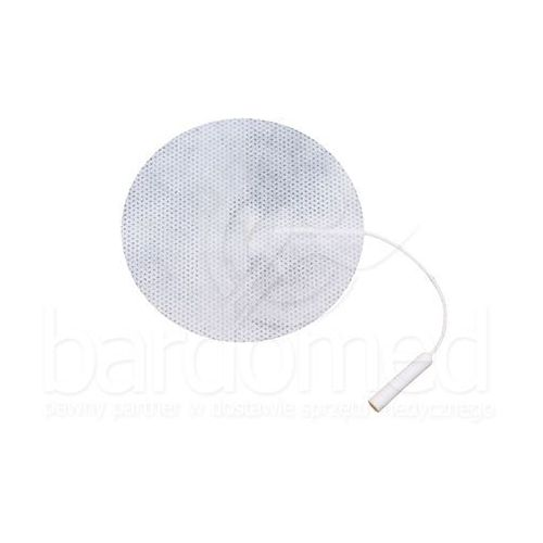 Elektroda samoprzylepna okrągła o śr. 75 z kablem 2 mm (komplet 4 szt.), produkt marki Bardo-Med