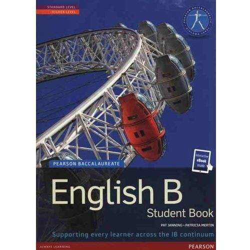 Pearson Baccalaureate English B print and ebook bundle for t (9781447944133)