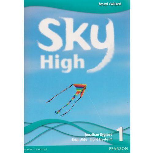 Sky High 1 Zeszyt ćwiczeń