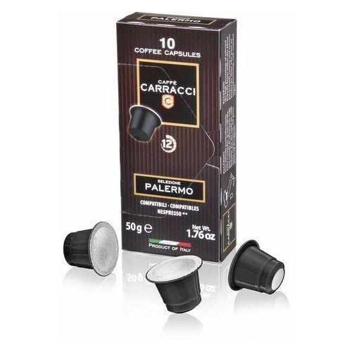 Nespresso kapsułki Carracci palermo kapsułki do nespresso – 10 kapsułek (8001730201325)