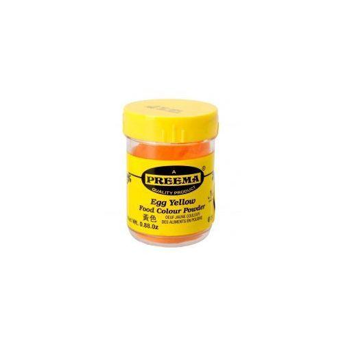 Trs Barwnik żółty (egg yellow food colour) 25 gram