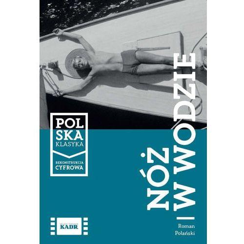 Roman polański Nóż w wodzie (płyta dvd) (5905279467606)